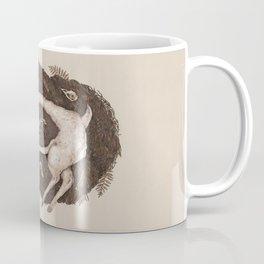 Predaceous Herbivore, Ghost Deer Coffee Mug