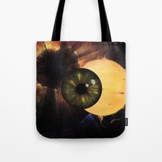 Blink Tote Bag