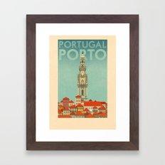 Porto - Portugal Framed Art Print
