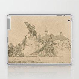 Mathias Rex Cluj Napoca Koloszvar Laptop & iPad Skin