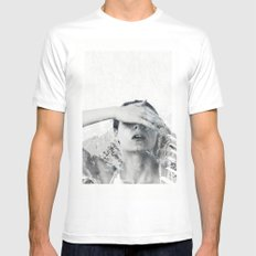 Bundenko collage Mens Fitted Tee White MEDIUM