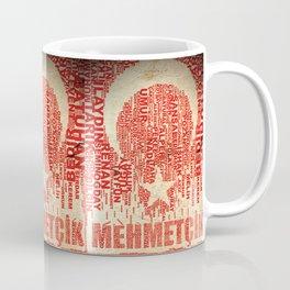 TURKISH FLAG TYPO Coffee Mug