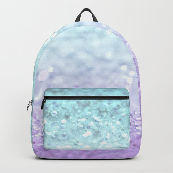 MERMAIDIANS AQUA PURPLE Backpack