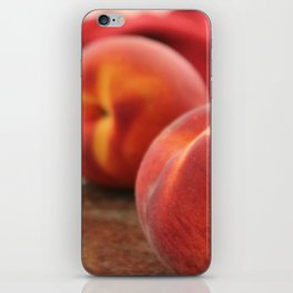 Peaches for Days iPhone Skin