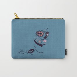 Decorative sugar skull make up Carry-All Pouch
