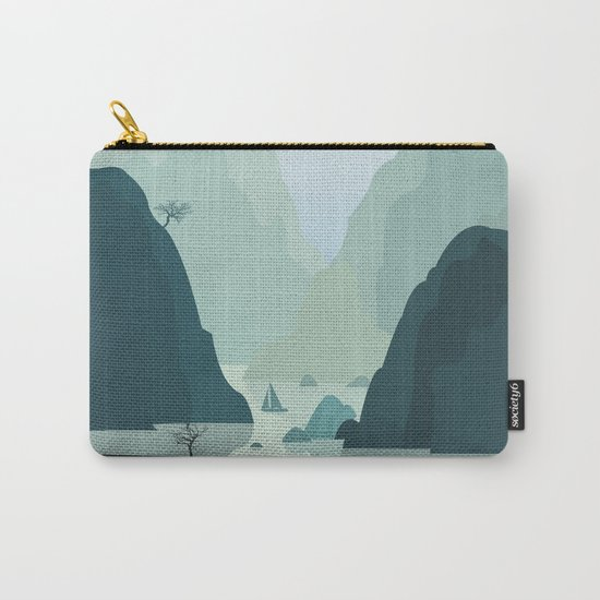 My Nature Collection No. 24 Carry-All Pouch