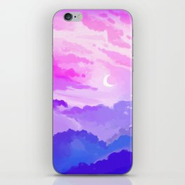 Bi Pride iPhone Skin