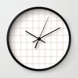 minimalistic cell design Wall Clock