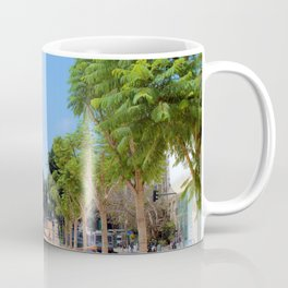 Tel Aviv photo - Habima Square - Israel Coffee Mug