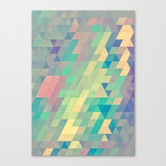 pystyl xpyss Canvas Print