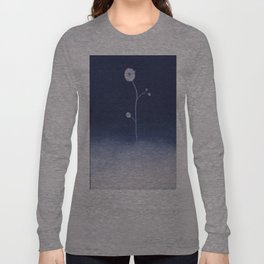 Sprouting Cloud (blue) Long Sleeve T-shirt