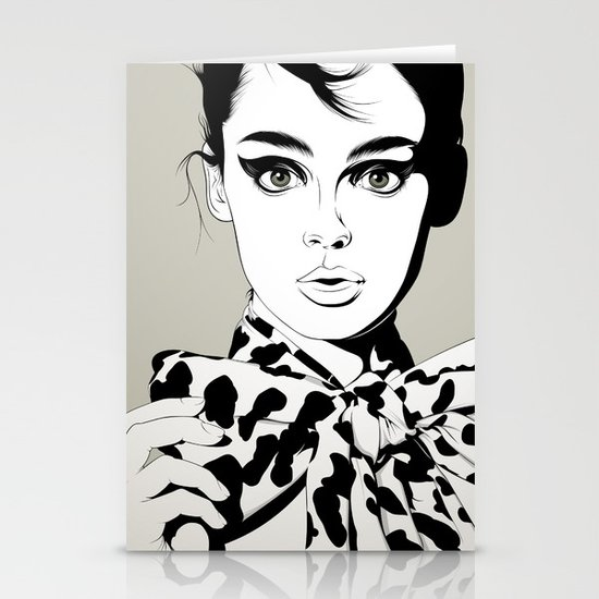Uh! Stationery Cards