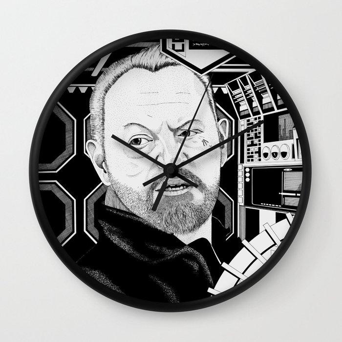 Jared Harris Wall Clock