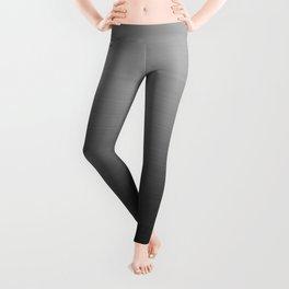 Gray Black Ombre Leggings