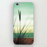 dune iPhone & iPod Skins featuring Dune View by ALLY COXON