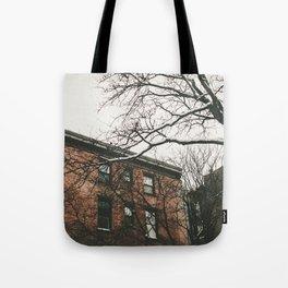 Under the window Tote Bag