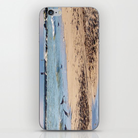Mystical Beach iPhone & iPod Skin