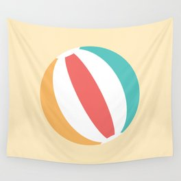 #37 Beachball Wall Tapestry