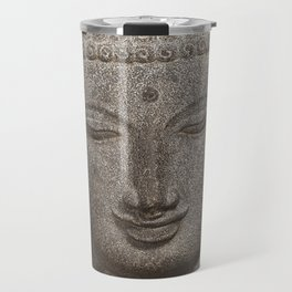 Buddha Shakyamuni Seated in Meditation (Dhyanamudra) Travel Mug