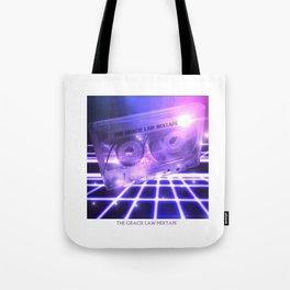 The Gracie-Law Mixtape T-shirt Tote Bag