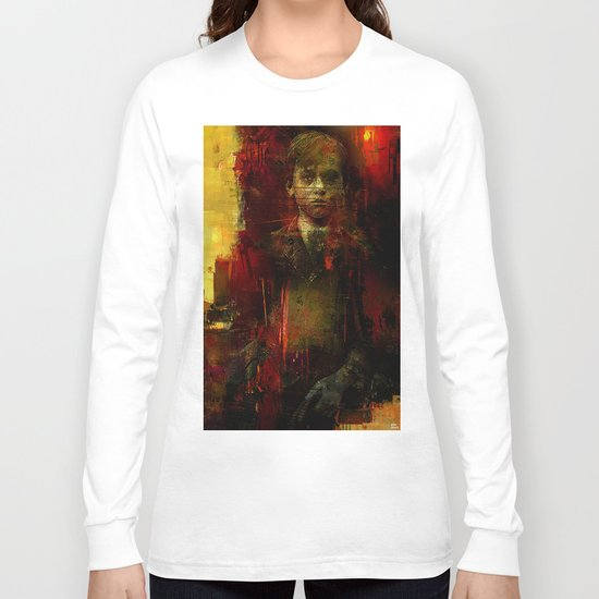 The ghost of the room 303 Long Sleeve T-shirt