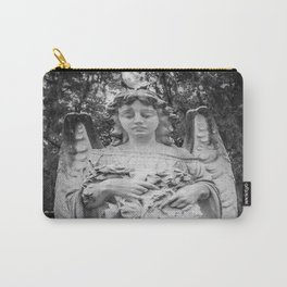 The Angel of Bonaventure Carry-All Pouch