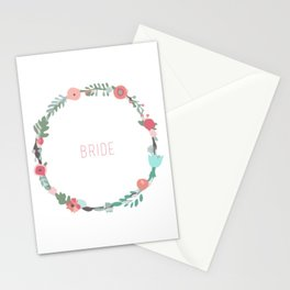 Bride To Be Stationery Cards