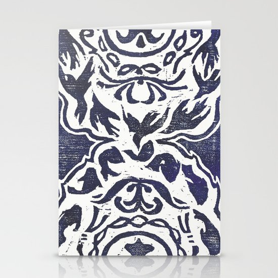 Where the Wind and Waters Meet Stationery Cards