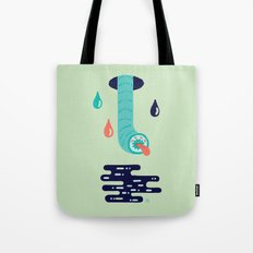The Wormpipe Tote Bag