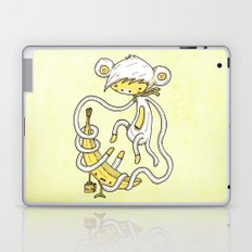 The Monkey and the banana Laptop & iPad Skin
