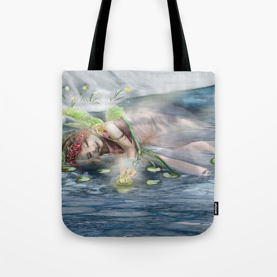 Awakening Spring Tote Bag