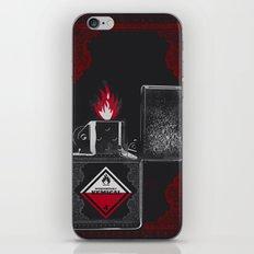 Spontaneously Kemical 4 iPhone & iPod Skin