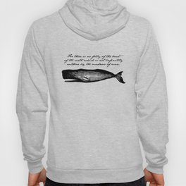 Moby Dick - The Madness of Men Hoody