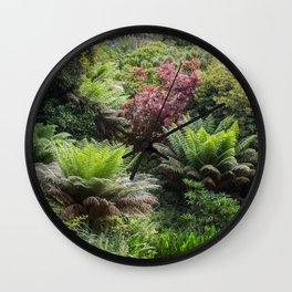 Heligan Jungle Wall Clock