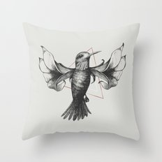 Beautiful Coexistence Throw Pillow