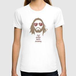 Just another hipster douchebag #1 T-shirt