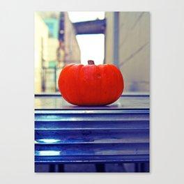 Pumpkin nostalgia Canvas Print