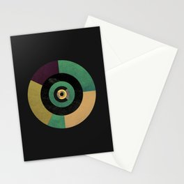 Circle Fibonacci.1 Stationery Cards