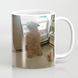 Squeaky, I found our snacks! Coffee Mug