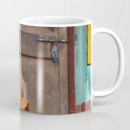 Tribal Woman from Orissa Coffee Mug