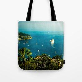 Côte d'Azur Tote Bag