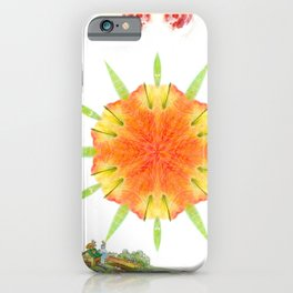 Organic farming iPhone Case