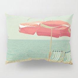 Deserted Beach Pillow Sham