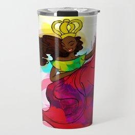 Reina Congo - Congo Queen Travel Mug