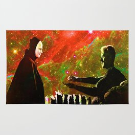 Playing chess with Death Rug