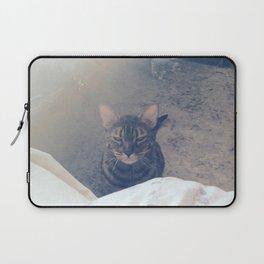 wake up, human Laptop Sleeve