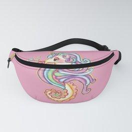 Pink Unicorn Seahorse Fanny Pack