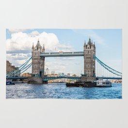 Tower Bridge, London, England Rug
