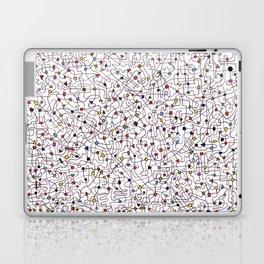 The Brain Number Three Laptop & iPad Skin