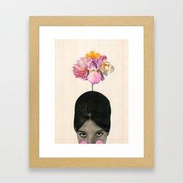 Polly Framed Art Print